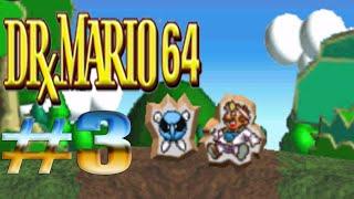 Doctor Mario 64/Modo Historia/Dr. Mario/Stage 2