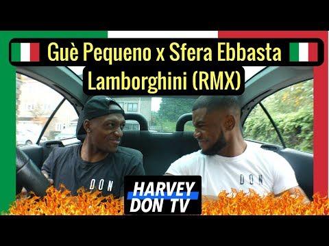 Guè Pequeno - Lamborghini (RMX) ft. Sfera Ebbasta, Elettra  - HarveyDONTV @therealgue @raymanbeats @