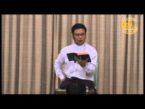 Rev  Kyaw Kyaw, Sep 06, 2015