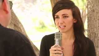 Lights Interview with 91X at Coachella