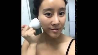 스킨이데아 메디필 냉동스틱으로 얼굴붓기 빼기!!