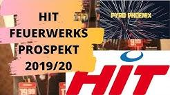 Hit Feuerwerksprospekt 2019/20! Besser als Comet!!!|Pyro Phoenix|