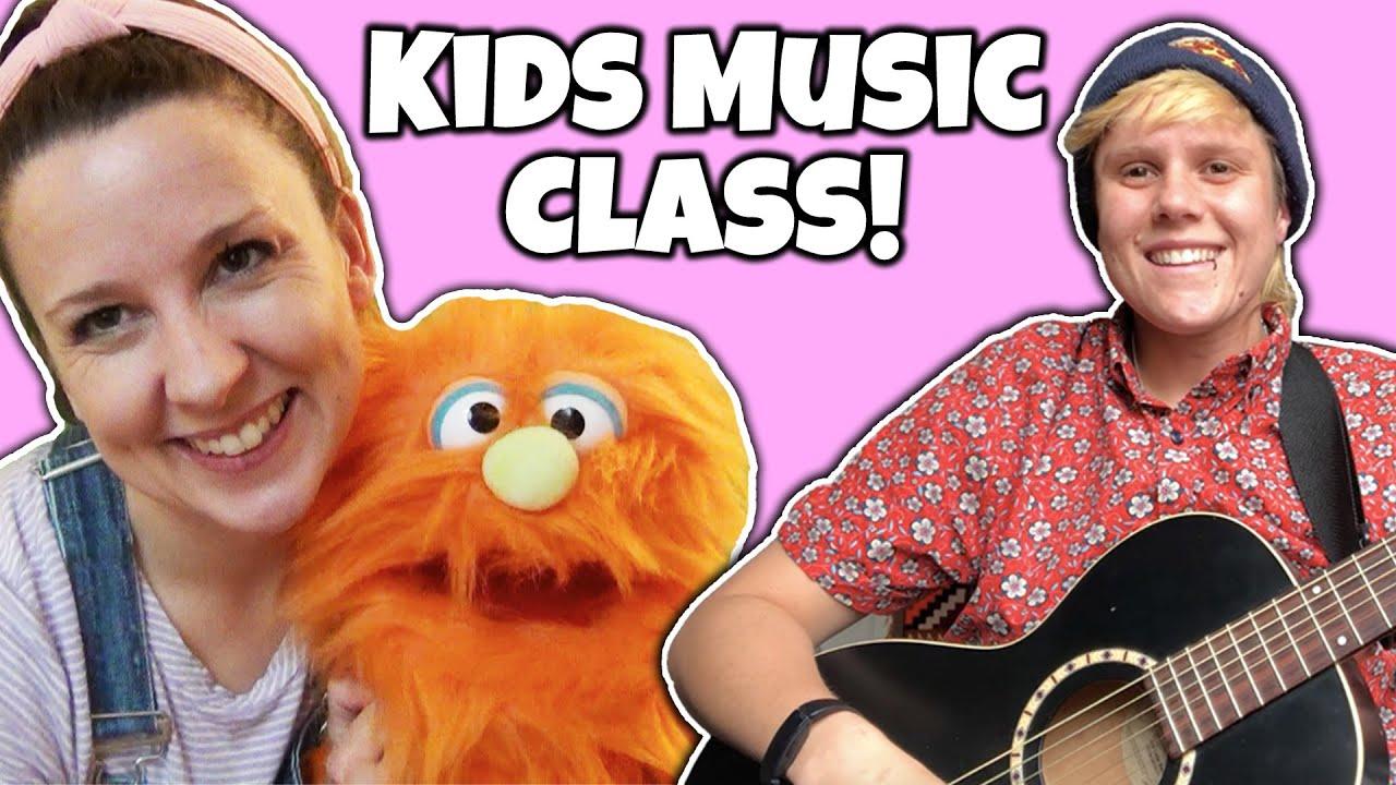 Kids Music Class Online Youtube Youtube