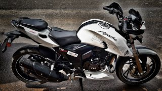 ApacheRTR200 Modified  2017ed.MyCustomisedMachine  by biker soul