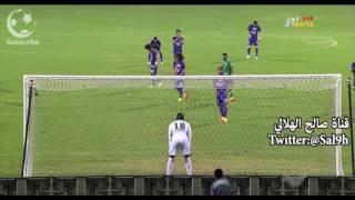 أول هدف لـ ناصر الشمراني بقميص نادي العين الاماراتي