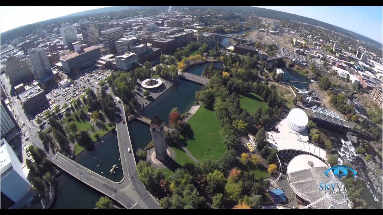 Riverfront Park Spokane Youtube