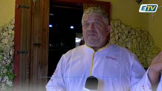 Face aux coupures d'eau, ce restaurateur a choisi de porter plainte contre le SIAEG !
