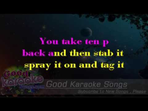 Kinky Afro -  Happy  Mondays (Lyrics Karaoke) [ goodkaraokesongs.com ]