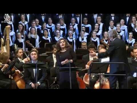 """П.И.Чайковский.Премьера оперы «Ундина"""" в концертном исполнении."""