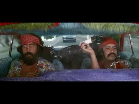 Cheech & Chong - Up In Smoke - Funniest Scenes