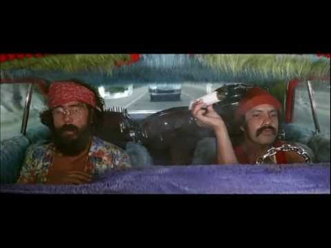 Cheech & Chong - Up In Smoke - Funniest Scenes - YouTube