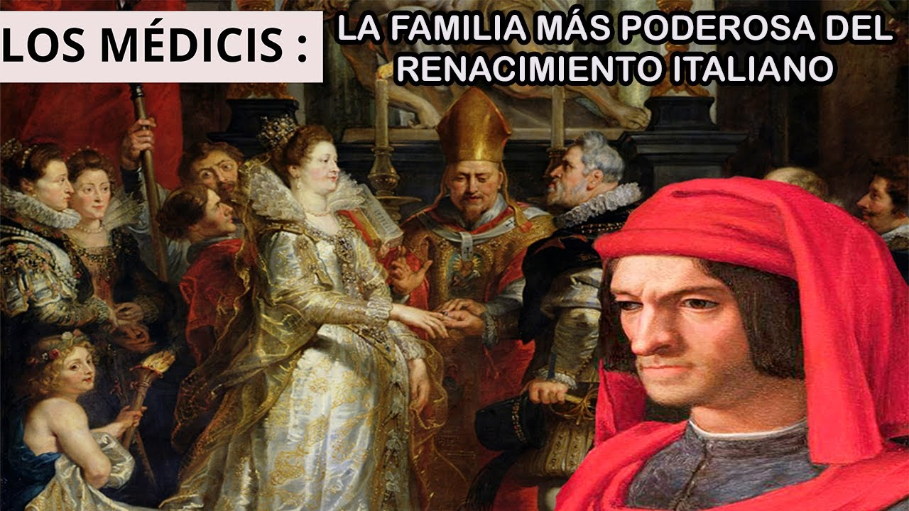 LOS MÉDICI: La Familia más Poderosa del Renacimiento Italiano (Biografía - Resumen)