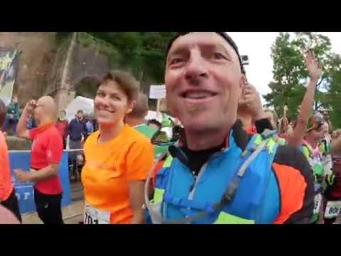 TrailMarathon Heidelberg / Chris läuft ihren ersten Marathon :-)