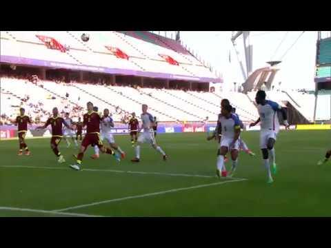 Match 46: Venezuela v. USA - FIFA U-20 World Cup 2017