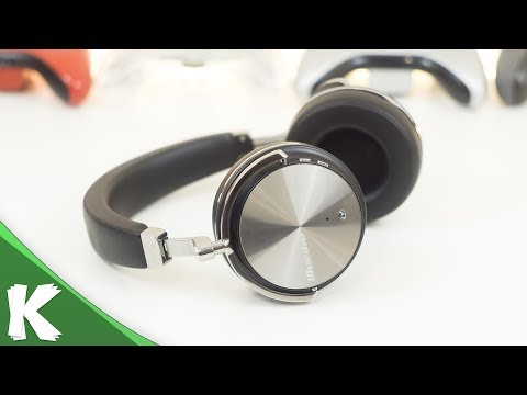 Bluedio T4 | Bluetooth Wireless Headphones | Active Noise Canceling |  Unboxing & Review