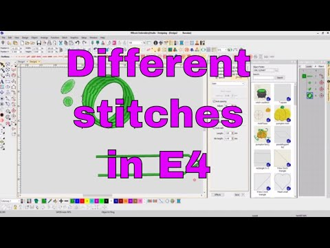 Repeat Wilcom EmbroideryStudio e4 2 - What's new by Wilcom - You2Repeat