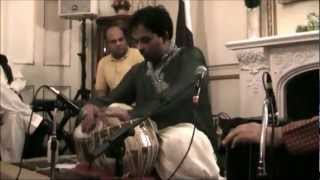 Tabla Solo by Shahbaz Hussain at the Pakistani High Commission in London