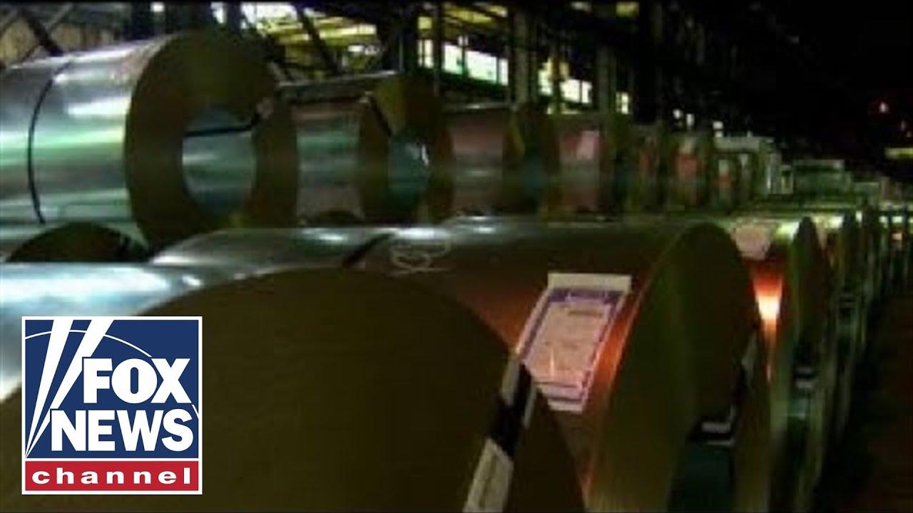 California Steel CEO warns tariffs will impact customers