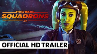 Star Wars: Squadrons – Offİcial Single Player Preview
