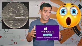 Windows 10 la 30 de lei! Cum este posibil?