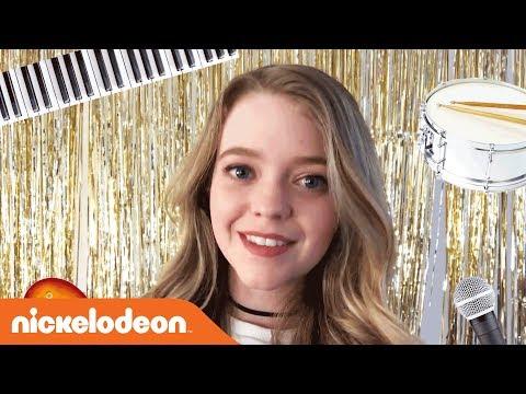 Jade Pettyjohn Answers Fan Questions! | School of Rock | Nick