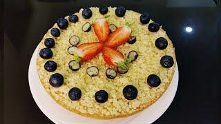 Творожный Пирог Пирог в Мультиварке Очень Простой рецепт
