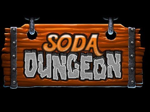Soda Dungeon Part 2  Adventures, raid's, upgrades, bosses and treasures - PC INDIE TRYOUTS