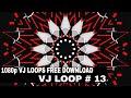 Club Visuals VJ loops 13 Free Download Full HD 1080p