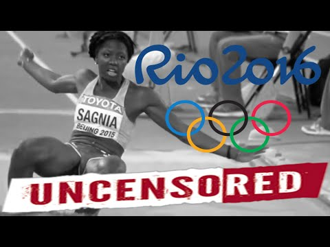UNCENSORED Olympics Rio 2016 - Worlds Sexiest Athletes - Hot And Sweaty Slow Mo