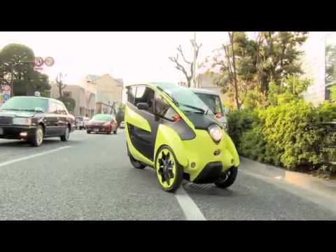 Torbil (motor mobil) inovasi baru toyota jepang