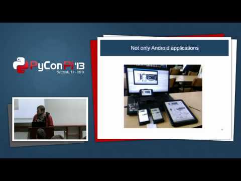 Image from Developing Android application with Python & Qt