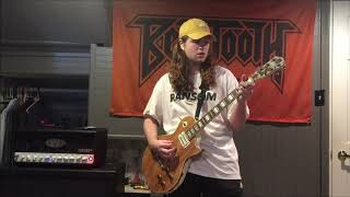 Pearl Jam - Who Ever Said (Guitar Cover)