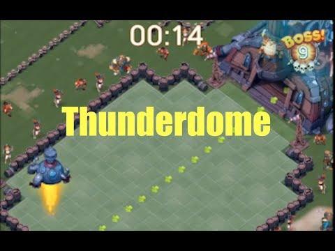 Survival Arena - League 1 - Thunderdome