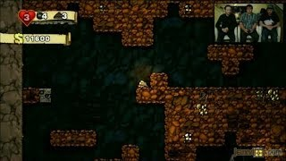 Speed Game - Spelunky - Fini en 45 minutes ?