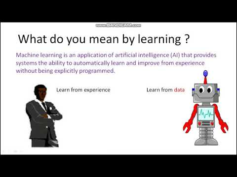 Concept of learning in Artificial Intelligence(Hindi)#28 | Rote learning | Learning by induction