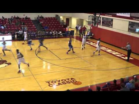 O'Connell Boys B-Ball vs Lafayette Game Highlights (12-15-12)