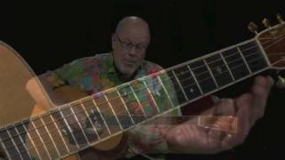 Searching the Fingerboard Rag taught by Stefan Grossman