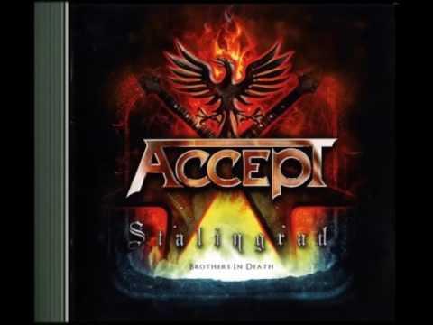 Accept (2012) Stalingrad * Album*