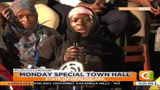 MONDAY SPECIAL TOWN HALL | State of health in Mombasa County [Part 2]