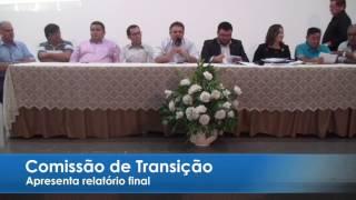 Comissão de transição apresenta como recebeu a prefeitura de Limoeiro do Norte