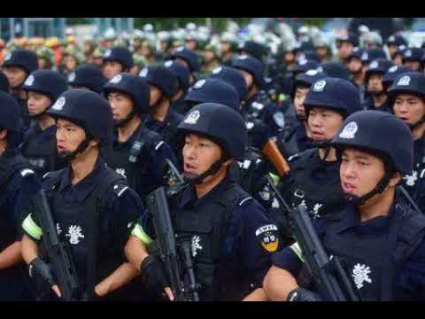 Leaving Nothing To Chance, China Increases Security, Social Control Before Congress