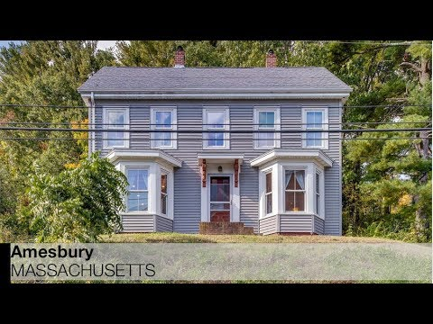 Video Of 63 Merrimac Street | Amesbury Massachusetts Real Estate & Homes By Catherine Long