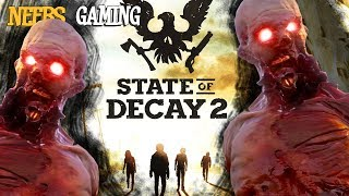 LOOK AT ALL THE CUTE ZOMBIES | State of Decay 2 (Thanks Rey!)
