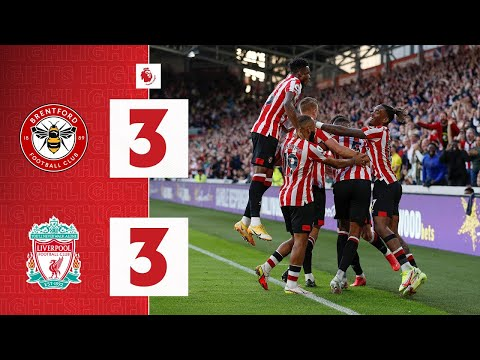 Brentford Liverpool Goals And Highlights