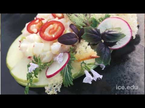 The ICE Hydroponic Garden: Farm to Classroom Cuisine