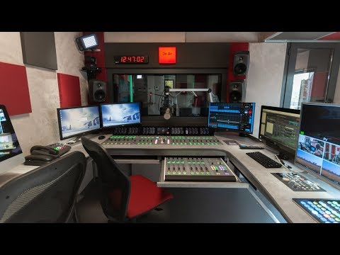 Radio OB Truck Powered By LAWO Technology - Interview With Alessandro Asti