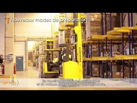 [WMS] La gestion d'entrepôt  - Optimiser niveau de service et coût.
