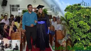 Família Ebenézer Culto Solene  30/08/2020