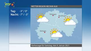 RTF.1-Wetter 08.01.2021