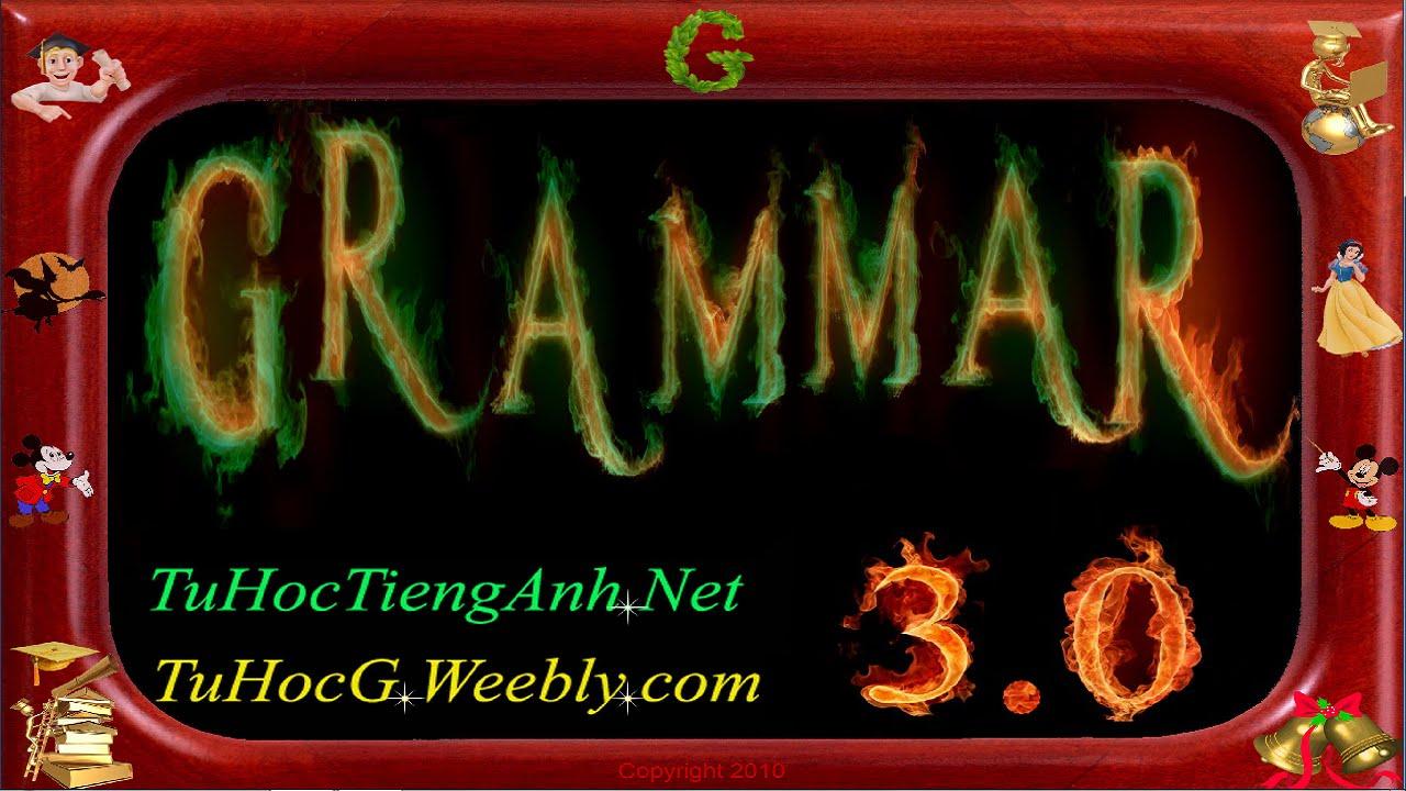Hướng dẫn cài đặt GRAMMAR 3.0 Full – Phần mềm học tiếng Anh miễn phí tốt nhất